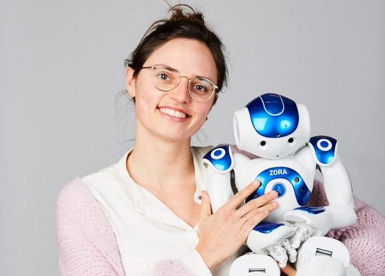 VUB_Kinderuniversiteit_Emma met Zora - Emma Rheel